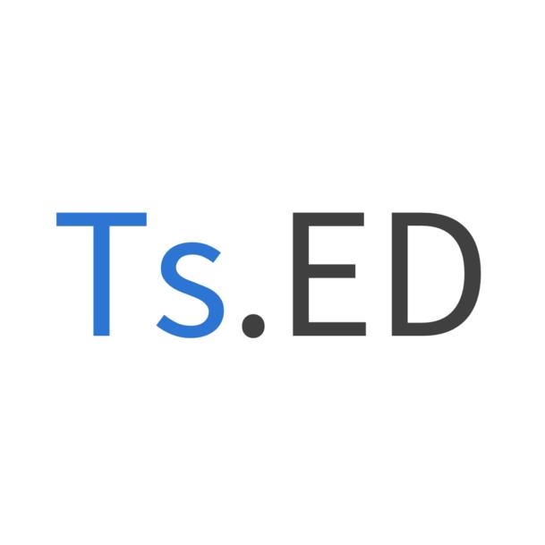 Ts.ED logo